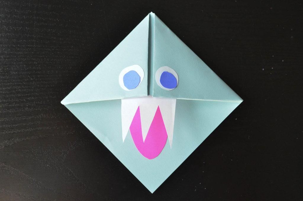 Smile! Masaya Horiguchi | Gilad's Origami Page | 682x1024