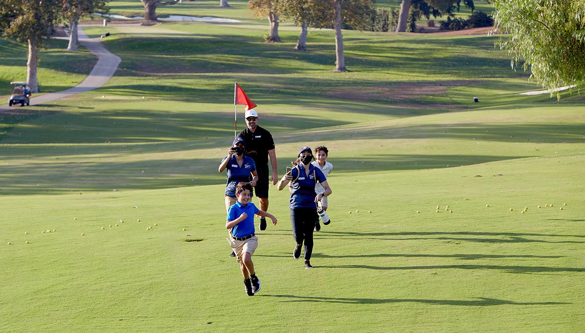 Trinity Classic Golf Ball Drop